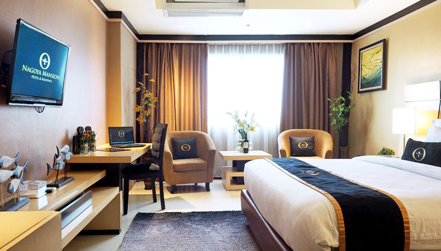 Executive Deluxe Room 02